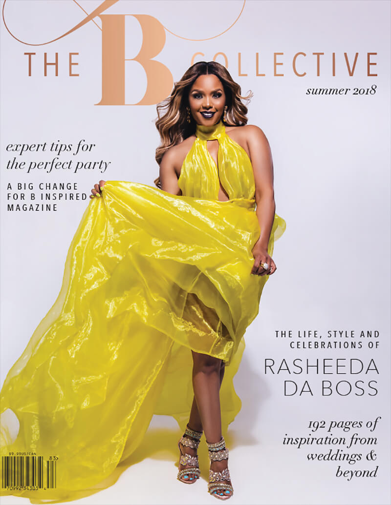 The B Collective Summer 2018 Cover