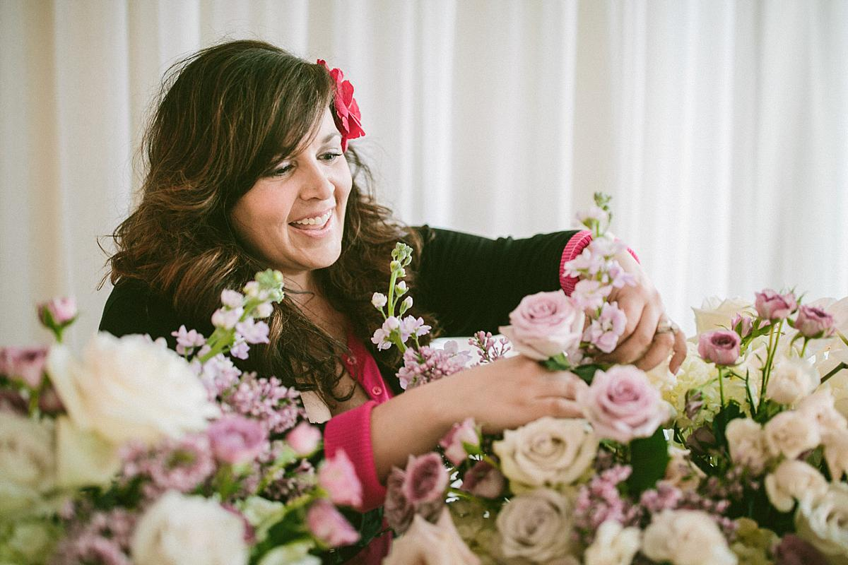 Pop-up Workshop: Teaching, growing, and learning wedding flowers together